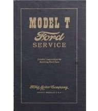 1910 Ford Model T Service Manual