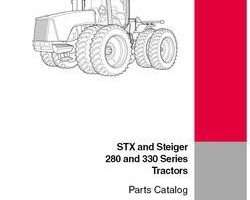 Parts Catalog for Case IH Tractors model STX280