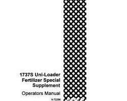 Operator's Manual for Case IH Skid steers / compact track loaders model 1700