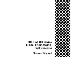 Service Manual for Case IH TRACTORS model 4366