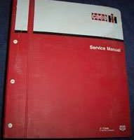 Service Manual for Case IH TRACTORS model 806