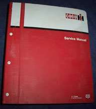 Service Manual for Case IH HAY / MOWER CONDITIONERS model 3309