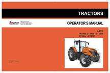 AGCO 4315983M5 Operator Manual - DT205B / DT225B / DT250B / DT275B / DT290B Tractor