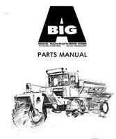 Ag-Chem AG030005 Parts Book - 2000 Big A Applicator (chassis)