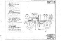 Ag-Chem AG058724 Service Manual - 854 / 1054 / 1254 RoGator Schematics (chassis, 1998-2004)