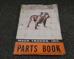 2010 Mack Truck Pinnacle Parts Catalog
