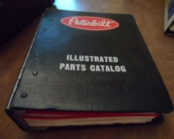 1983 Peterbilt 200 Series Trucks Parts Catalog