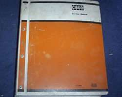 Electrical Wiring Diagram Manual for Case Excavators model CX470B