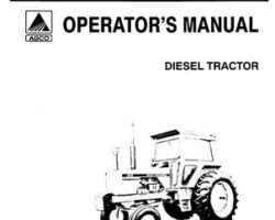 Allis Chalmers 70257947 Operator Manual - 200 Tractor (prior sn 4001)
