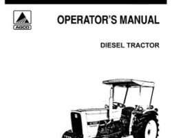 Allis Chalmers 72088554 Operator Manual - 5040 Tractor (with 6 / 9 speed transmission)