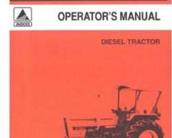 Allis Chalmers 72088739 Operator Manual - 5045 Tractor