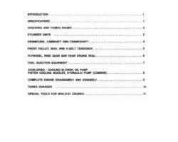 Gleaner 79014504 Service Manual - BF6L913C / 913 Engine (air cooled engine) (section)