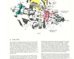 Allis Chalmers 79017204 Service Manual - 7010 / 7020 / 7045 Tractor (packet)