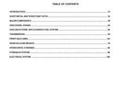 AGCO 79017953B Service Manual - ST35 / ST40 Compact Tractor (hydro) (eff sn 'L') (assembly)