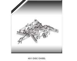 AGCO 79026359F Parts Book - 4511 Disc Chisel