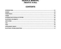 Ag-Chem 79034146A Service Manual - TG9300 TerraGator (chassis) (assembly)