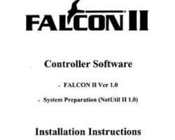 Ag-Chem AG523986 Service Manual - Falcon 2 Controller System (version 1.0)