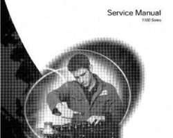 AGCO WR425884 Service Manual - 1106C Perkins Engine (build list VK)