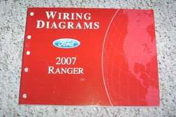 2007 Ford Ranger Electrical Wiring Diagrams ...