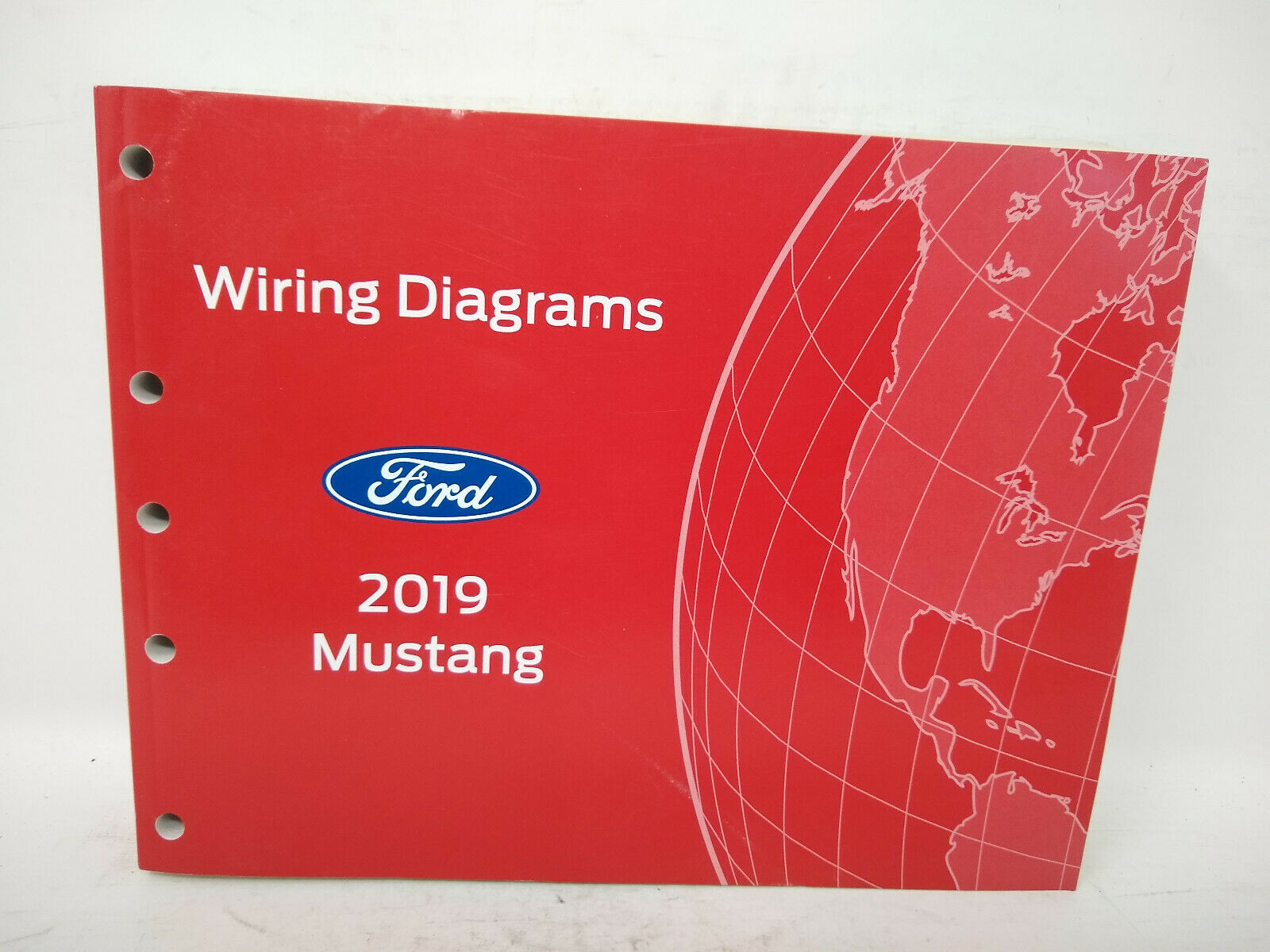2019 Ford Mustang Wiring Diagram Manual