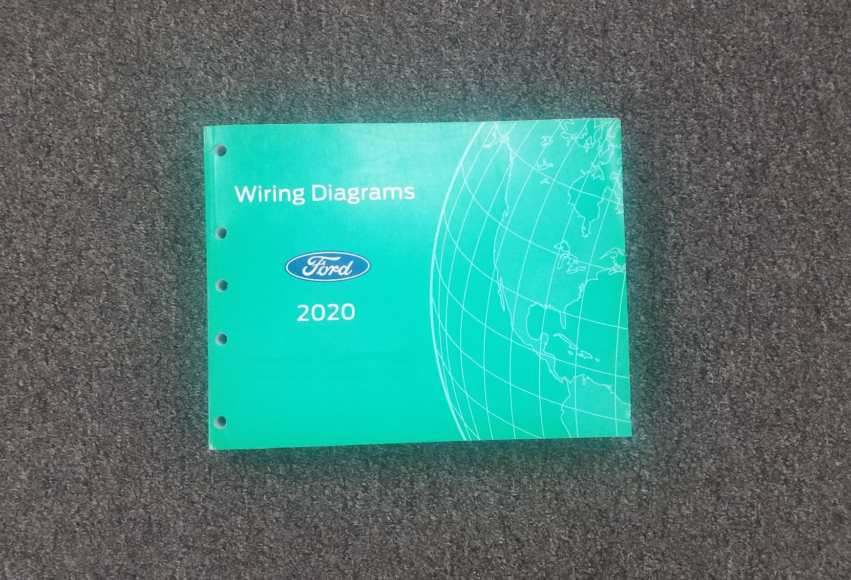 2020 Ford Escape Wiring Diagram Manual