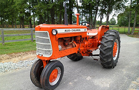 ALLIS-CHALMERS  WHEEL TRACTORS  8070 Manuals: Operator Manual, Service Repair, Electrical Wiring and Parts