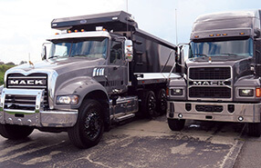 MACK TRUCKS  RS SERIES Manuals: Operators Manual, Service Repair, Electrical Wiring and Parts