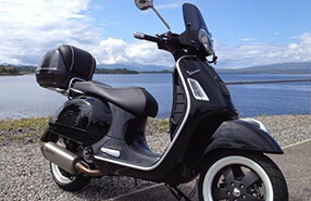 VESPA Manuals: Owners Manual, Service Repair, Electrical Wiring and Parts