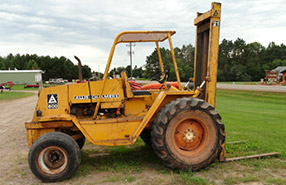 ALLIS-CHALMERS Manuals: Operator Manual, Service Repair, Electrical Wiring and Parts