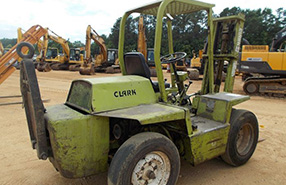 CLARK Manuals: Operator Manual, Service Repair, Electrical Wiring and Parts