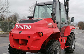 MANITOU Manuals: Operator Manual, Service Repair, Electrical Wiring and Parts