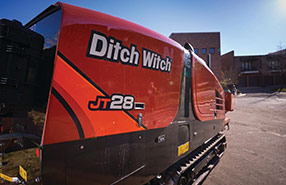 DITCH WITCH Manuals: Operator Manual, Service Repair, Electrical Wiring and Parts